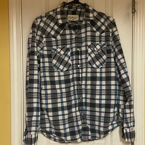 Men's L Denim &Supply Ralph Lauren Shirt